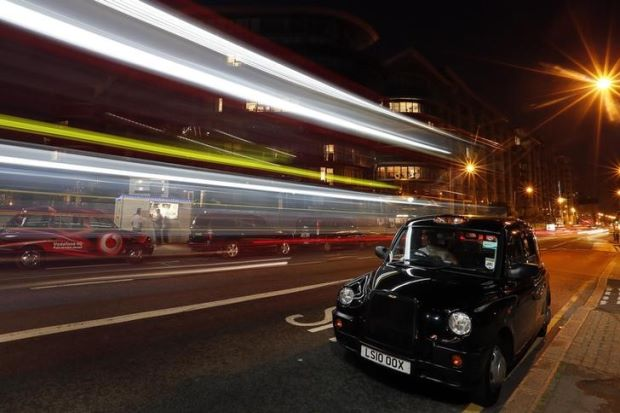 taxi services london